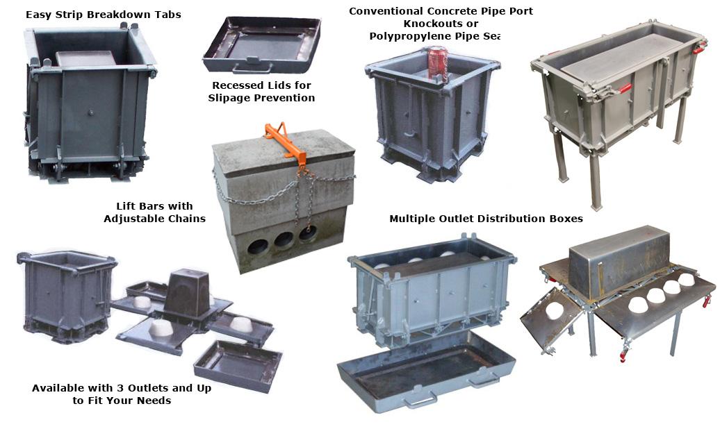 Distribution Box Form | Bethlehem Mfg
