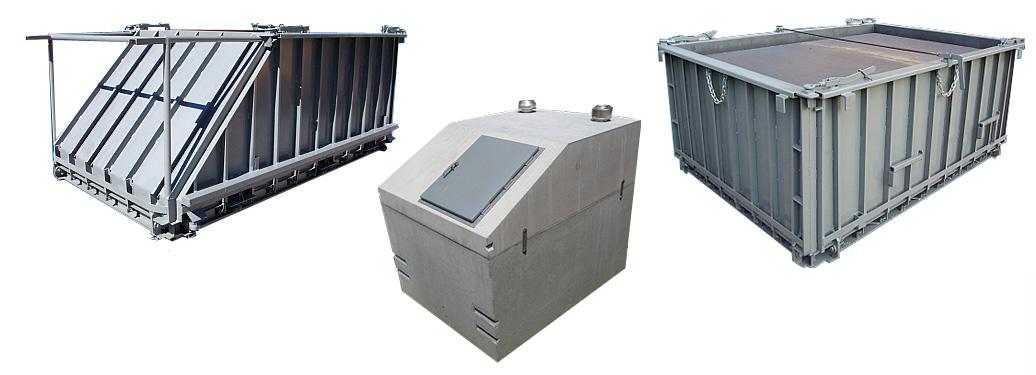 Precast Concrete Storm & Tornado Shelter Forms | Molds of